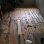 Floor Sanding Tips - Clear the room!