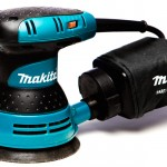 Sanding Floors Tools - Orbital Sander