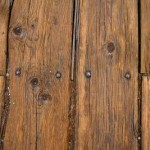 Sanding Floorboards - Protruding Nail Heads
